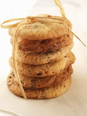 Cookies, Stacked and Tied with String by Francine Reculez