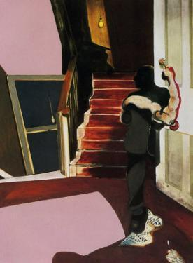 In Memory of George Dyer, c.1971 by Francis Bacon