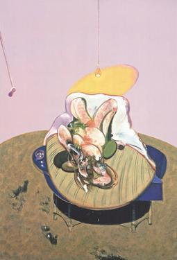 Lying Figure, 1969 by Francis Bacon