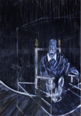 Pope II, c.1951 by Francis Bacon