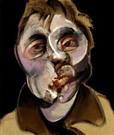 Self Portrait, c.1969 by Francis Bacon