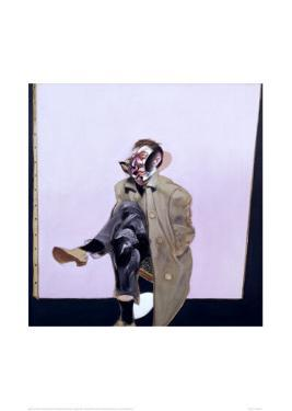 Self Portrait Seated, c.1970 by Francis Bacon