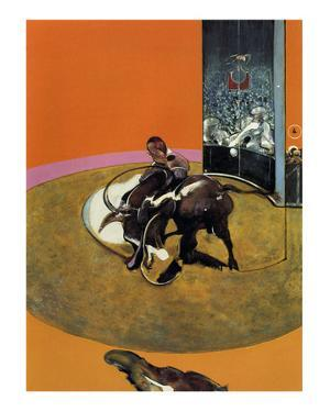 Study for a Bullfight no. 1, c.1969 by Francis Bacon