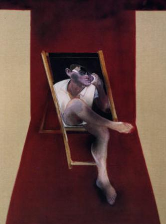 Study for a Portrait of John Edward, c.1989