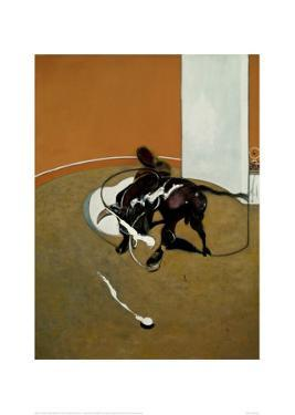 Study for Bullfight no. 1, c.1969 by Francis Bacon