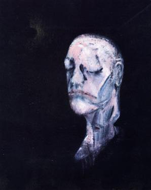 Study for Portrait II, c.1955 by Francis Bacon