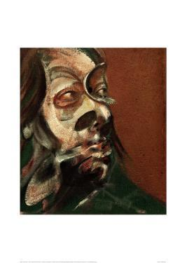 Study of Isabel Rawsthorne, c.1966 by Francis Bacon