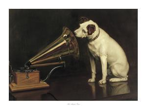 His Master's Voice by Francis Barraud
