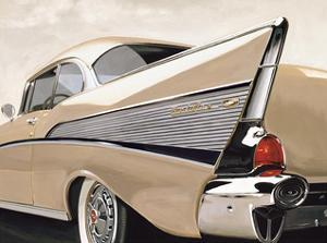 57 Bel Air by Francis Brook