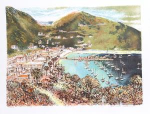 Avalon Bay by Francis Caldwell