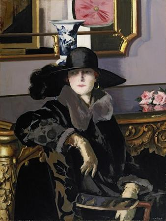 A Lady in Black