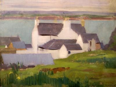 The Artist's Studio, Iona, from St. Columba Hotel