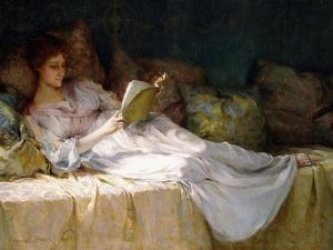 A Quiet Time by Francis Coates Jones