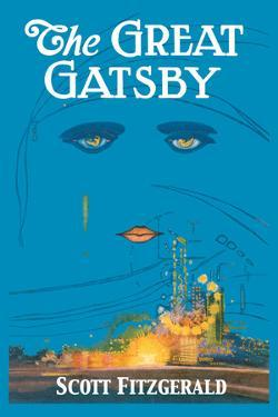 The Great Gatsby by Francis Cugat
