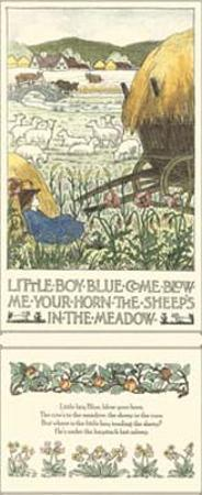 Little Boy Blue by Francis Donkin Bedford