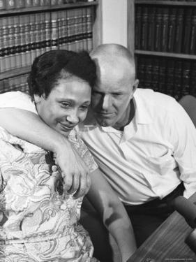 Richard P. Loving and Wife, After Supreme Court Rules That Inter Racial Marriage is Legal by Francis Miller