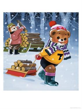 Teddy Bear by Francis Phillipps