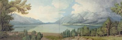 Derwentwater from the South, 1786