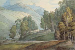 The Vale of St. John, 1786 by Francis Towne