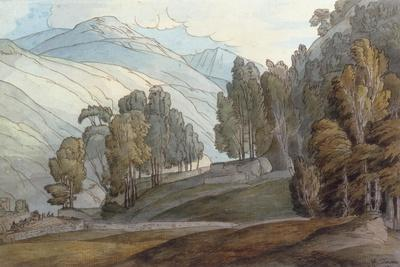 The Vale of St John, Cumberland, 1786