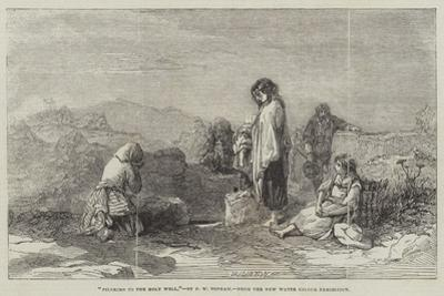 Pilgrims to the Holy Well
