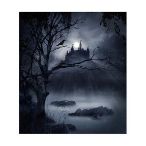 Castle in the Swamp. by franciscah