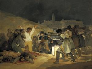 The Third of May 1808 by Francisco de Goya