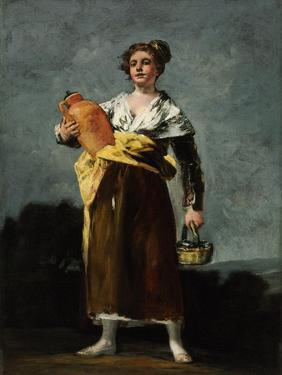 The Water Carrier (La Aguador) by Francisco de Goya