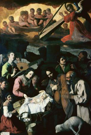 Adoration of the Shepherds, 1638