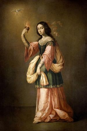 Allegory of Charity, ca. 1655