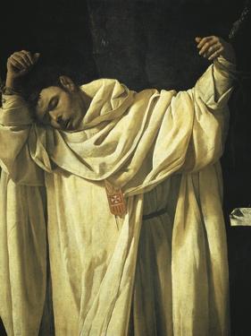 Martyrdom of St Serapion, 1628 by Francisco de Zurbaran