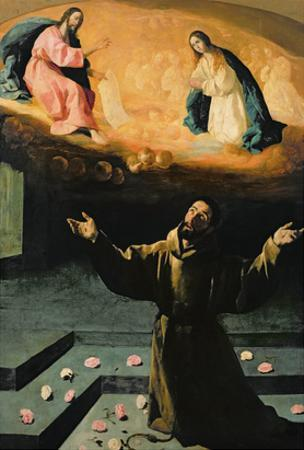 St. Francis of Assisi, or the Miracle of the Roses, 1630