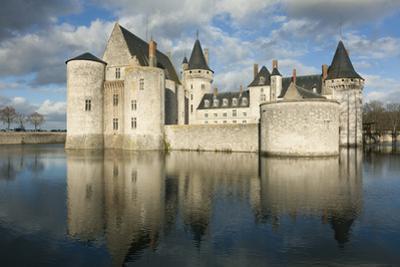 Castle of Sully-Sur-Loire, Loiret, France by Francisco Javier Gil