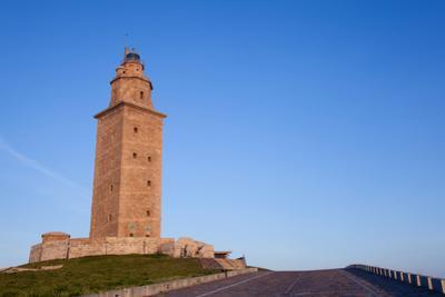 Hercules Tower, La Coruna, Galicia, Spain by Francisco Javier Gil