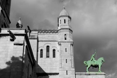 Sacre-Coeur Basilique, Paris by Francisco Javier Gil