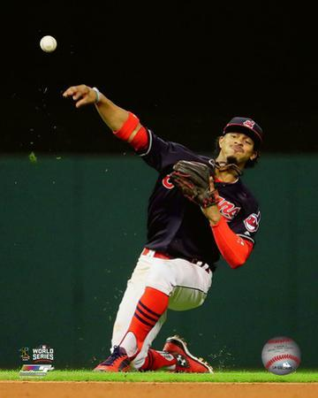 Francisco Lindor Game 6 of the 2016 World Series