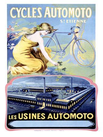 Cycles Automoto by Francisco Tamagno