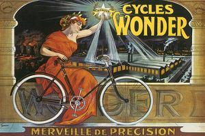 Cycles Wonder by Francisco Tamagno