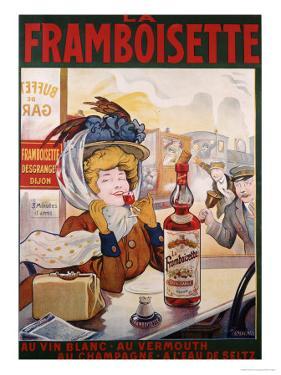 La Framboisette, 1900 by Francisco Tamagno