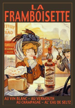 La Framboisette by Francisco Tamagno