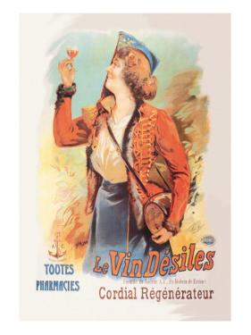 Le Vin Desiles by Francisco Tamagno