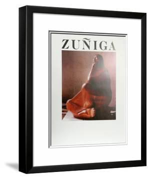 Exhibition Poster by Francisco Zuniga