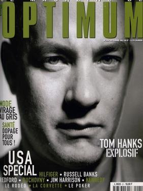 L'Optimum, October 1998 - Tom Hanks by Franck Courtes