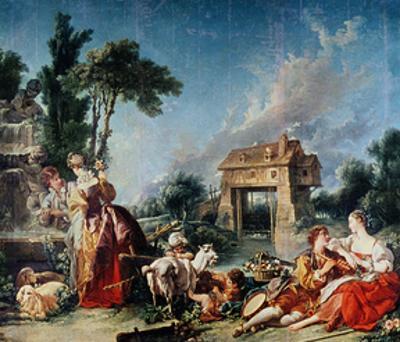 Fountain of Love, 1748