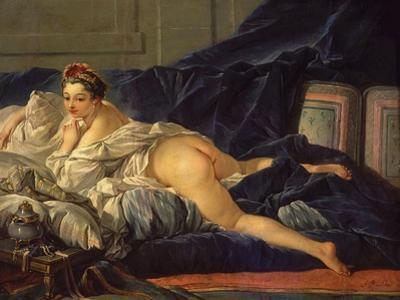 Odalisque (L'Odalisque) by Francois Boucher