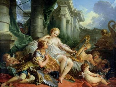 Rinaldo and Armida, 1733 by Francois Boucher