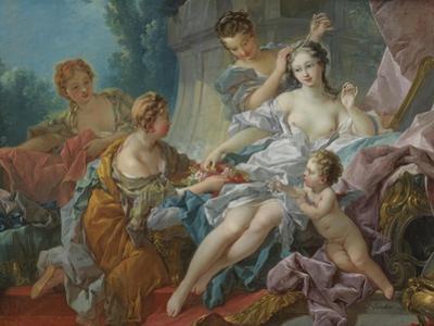 The Toilet of Venus, 1746 by Francois Boucher