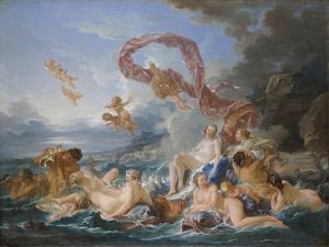 Triumph of Venus by François Boucher