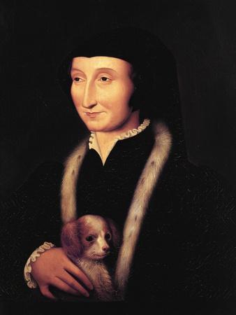 Portrait of Marguerite De Navarre