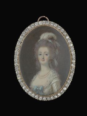 Queen Marie Antoinette, C.1790 by Francois Dumont